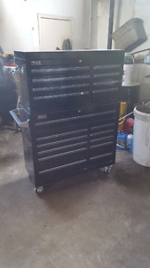 Reduced 42 inch homak professional series tool chest