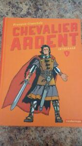 Collection complète bandes dessinées intégrales Chevalier Ardent