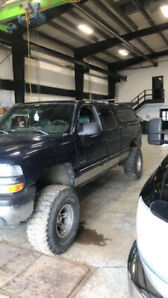 2002 Lifted Chevy 1500