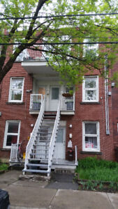 4 1/2 for rent St Henri available July 1st
