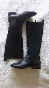 NEW Chloe Riding Boots Size 9 Black