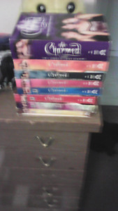 The charmed complete tv series on dvd