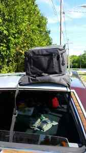 HJC sadle bag for rear seat of snowmobile