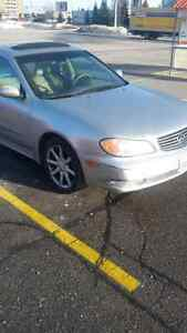 2002 infiniti i35(selling as is)