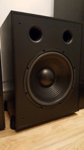 """Psb subsonic 6 12""""subwoofer"""