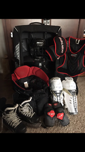 Great Hockey Equipment For Sale