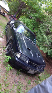 1990 Ford Mustang LX Coupe (For Parts!)
