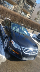 2009 Volkswagen CC highline fully loaded.