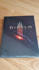 Diablo 3 Ultimate limited edition game guide - brand new