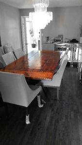 Tabulo Furniture Custom Made Reclaimed Wood Furniture Oakville / Halton Region Toronto (GTA) image 4
