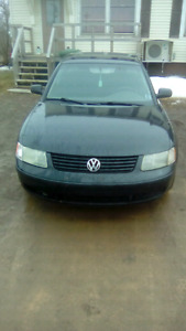 01 Volkswagen Passat, mvi to oct2017, drives great $700obo