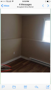 Available May 1st:  2 bedroom apartment