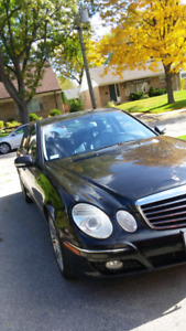 2007 Mercedes E 350 4matic AWD