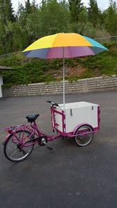 icecream trike