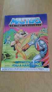 Masters of the Universe comic booklet Mattel 1985 Vintage