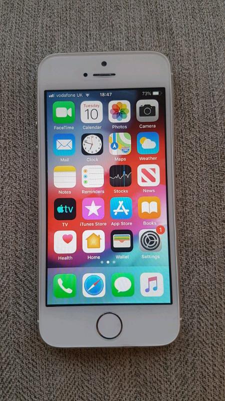 Iphone 5s 16 gb New screen New PAYG Sim | in Bearsden, Glasgow | Gumtree