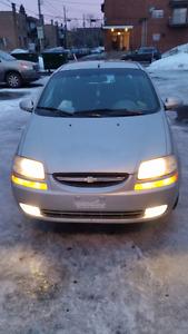 2005 Chevrolet Aveo 1.6L Hatchback