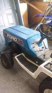 Ford 18 yth lawn tractor Peterborough Peterborough Area image 4