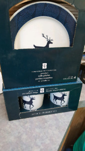 For Sale New Reindeer Cups and Platest