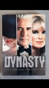 Dynastie Dynasty The Complete First Season 1 Saison 1