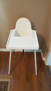 HIGHCHAIR * IKEA *  Great for Gramma's house