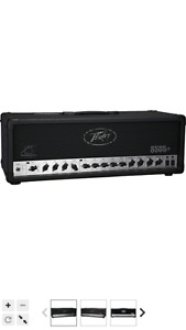 Mint Peavey 6505+ (want to trade for a dual rec)