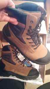 Steal Metal Shoes!! LIKE NEW IN BOX!! Kitchener / Waterloo Kitchener Area image 1