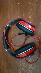 Beats Over Ear Studio Red Edition