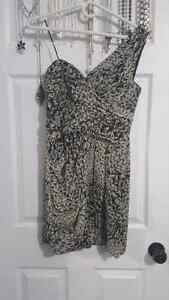 BCBG one shoulder dress size 4 Oakville / Halton Region Toronto (GTA) image 1