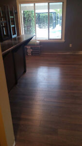 FREE! Reg. underlay with your LAMINATE FLOOR! (Coquitlam)