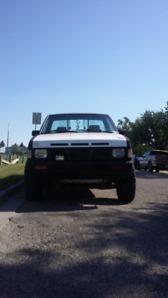 nissan hardbody / d21 pickup