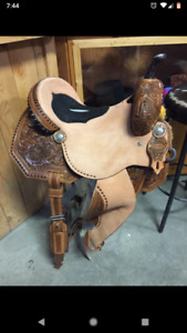 Barrel Saddles | Kijiji in Alberta  - Buy, Sell & Save with