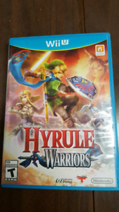 Hyrule Warriors (Wii U) - Very Excellent Condition