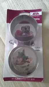 New Round Pastry Cutter Set - for sale ! Kitchener / Waterloo Kitchener Area image 2