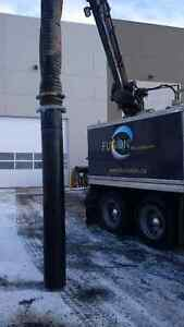 Hydro Vac services available