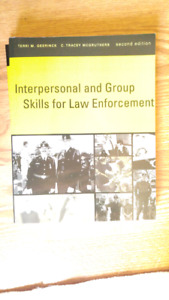 Interpersonal and Group Skills for Law Enforcement