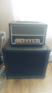 Blackheart Little Giant 5w tube head and 1x12 Cab