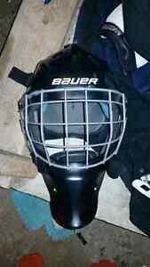 Bauer nme5 helmet