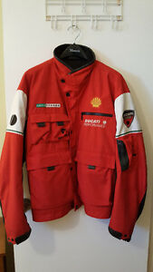 Italian made Ducati Jacket by Dainese