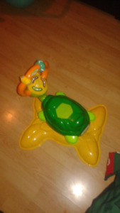Turtle  bouncing toy