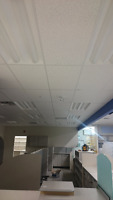 T-BAR ACOUSTIC CEILING INSTALL......