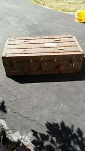 Antique chest in good condition