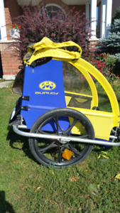 2 seater Bike chariot/trailer