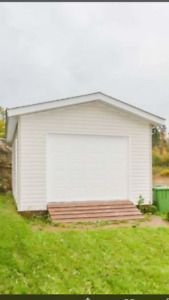 14x16  Garage for sale