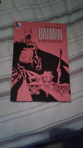 DC, Marvel TPB Batman, Superman, Joker, Harley Quinn, DareDevil