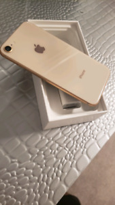 IPHONE 8 ** MINT CONDITION (UNLOCKED)