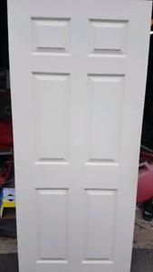 """36"""" 6 Panel door"""