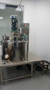Processing tank stainless steel