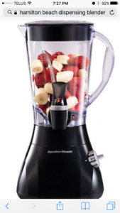 Hamilton Beach Dispensing Blender