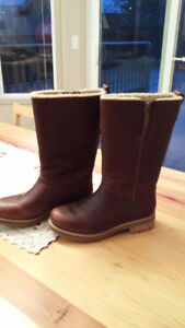 Brand New Leather Winter Boots